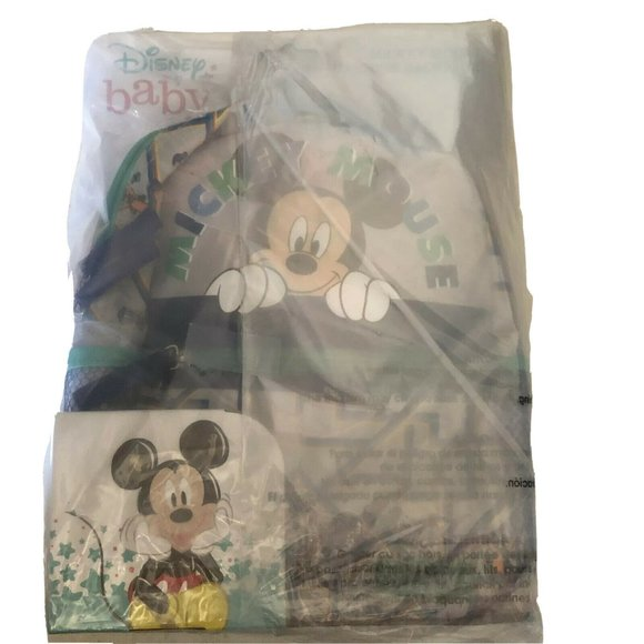 Disney Baby Mickey Mouse Mini Backpack Safety